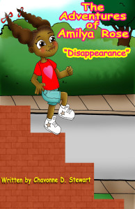 "Adventures of Amilya Rose ""Dissapearance"""