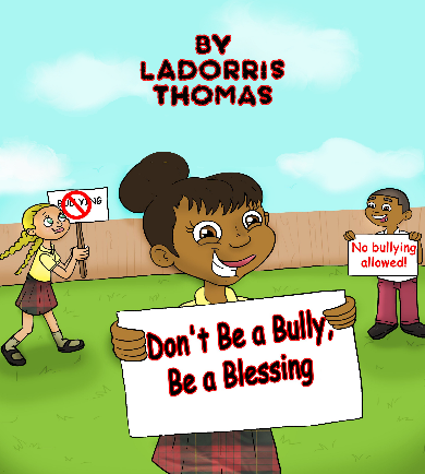 Believing in Me Book by LaDorris Thomsas